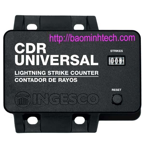 thiết bị đếm sét Ingesco cdr universal
